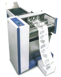 Mail Equipment from Bowe Systec - Bowe Systec 310S Cutter